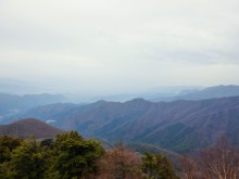 View from Mt.Kentoku