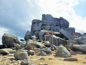 Mt.Kinpu Summit Shrine